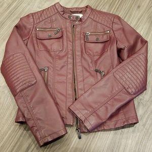 Maroom Moto Jacket